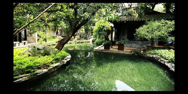 杭州工厂园林庭院工程