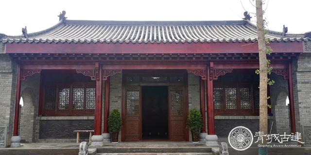 京派建筑传统中式四合院销售方法