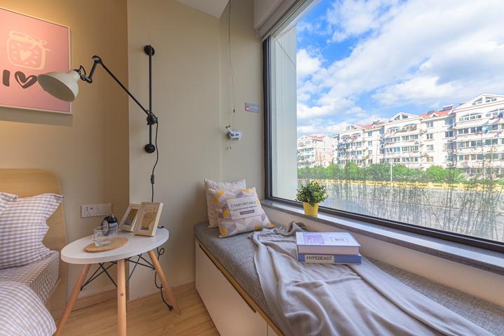 上海派米雷蕓集短租公寓出租哪里有 LINK新界 上海青鄰公寓管理供應