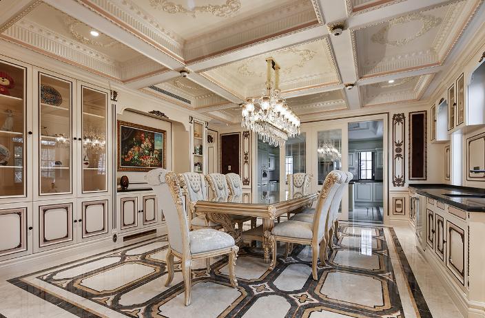 豪宅别墅装潢风格有哪些 欢迎来电 上海溱涛建设工程供应