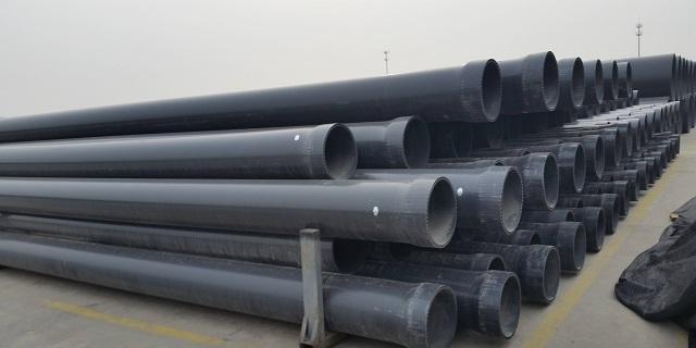 威海PVC-U给水管材多少钱 淄博齐泰武峰塑业供应