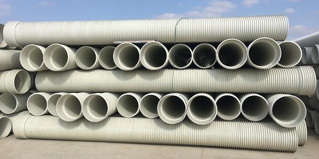 潍坊质量PVC-U排水管材价格 淄博齐泰武峰塑业供应