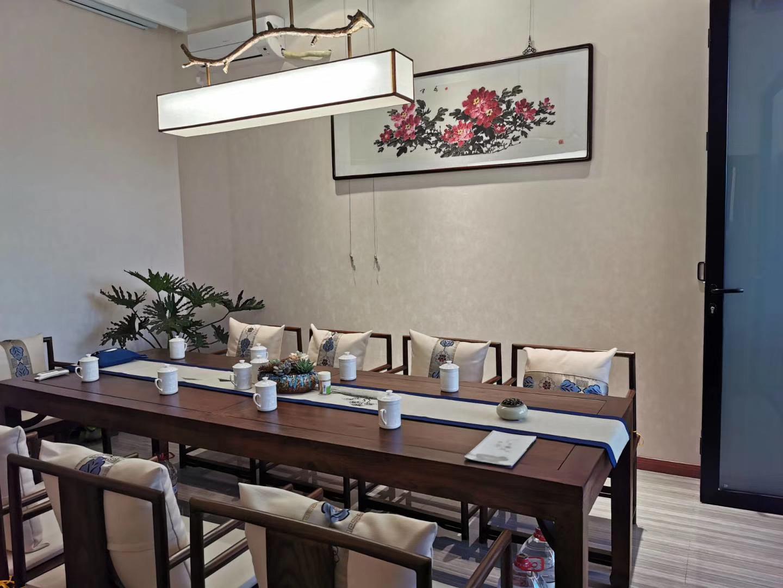上海市徐匯區名茶茶室文化「上海旗開靈標教育投資供應」