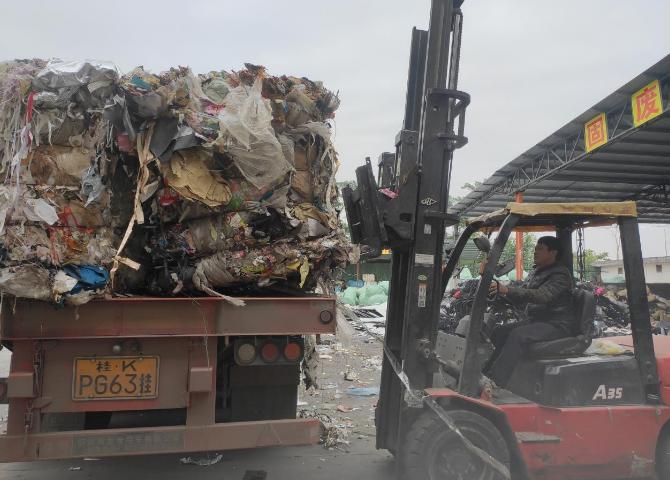 垃圾清运处理价格 来电咨询 东莞市莞清运环保科技供应
