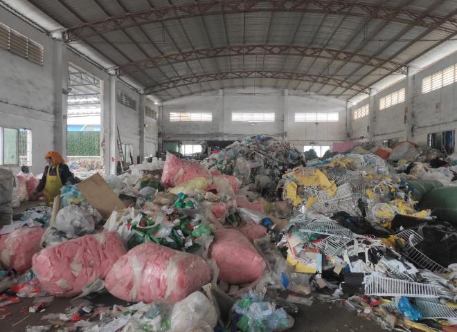 建筑垃圾处置方案费用 欢迎来电 东莞市莞清运环保科技供应