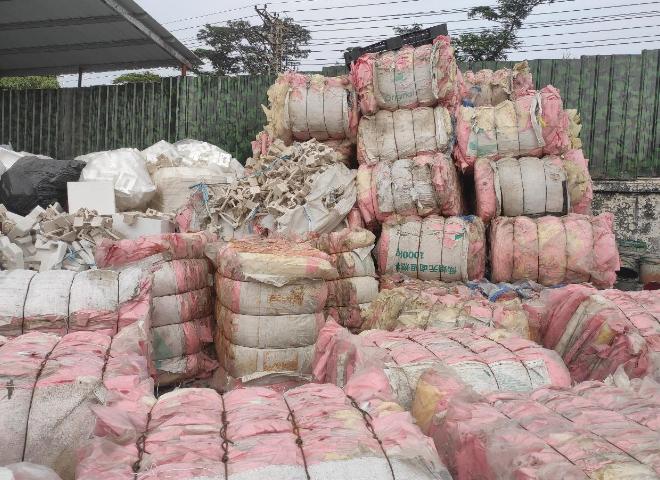 工业固废的处理方案价钱「东莞市莞清运环保科技供应」