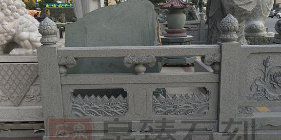 上海石雕栏杆供应,石雕栏杆