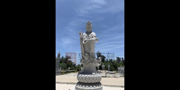 山西菩萨石雕像厂家,观音佛像
