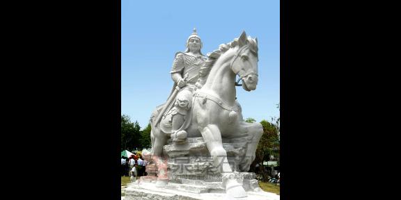 浙江石雕人物像