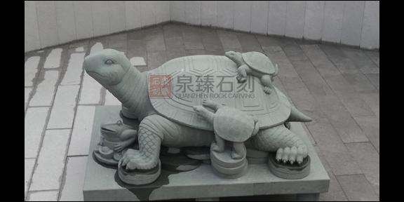 安徽花岗岩石雕狮子厂家,石雕动物