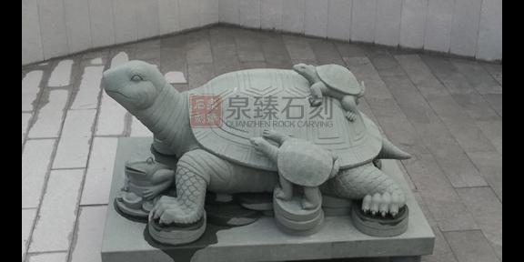 惠安招财象石雕价格,石雕动物