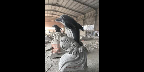 江西十二生肖石雕像,石雕动物