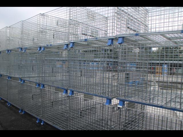 上海封闭仓储笼批发 服务为先 上海睿池供应链管理供应