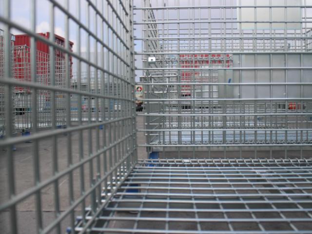 無錫折疊倉儲籠批發廠家 值得信賴 上海睿池供應鏈管理供應