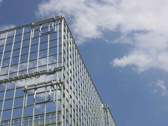 濟南鐵絲倉儲籠訂做 值得信賴 上海睿池供應鏈管理供應
