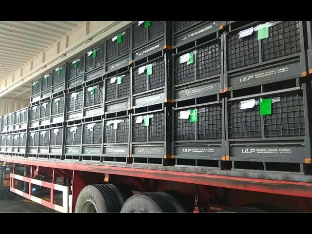 深圳網式金屬周轉箱銷售廠家 真誠推薦 上海睿池供應鏈管理供應