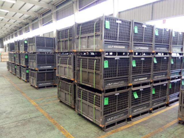 江蘇倉儲金屬周轉箱 真誠推薦 上海睿池供應鏈管理供應