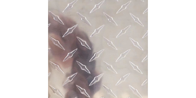 浙江1060花纹铝板生产厂家 铸造辉煌「无锡润巨鑫金属材料供应」