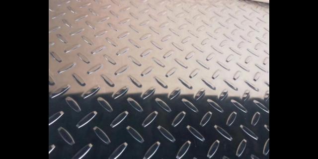 合肥3003防锈花纹铝板批发 欢迎咨询「无锡润巨鑫金属材料供应」