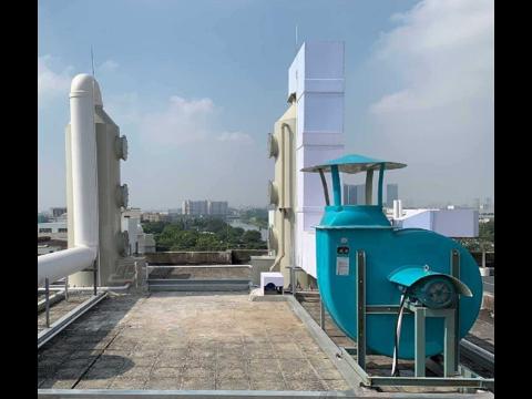宁波化工实验室通风承包 欢迎来电 宁波荣科科技实业供应