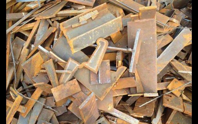 潮州廢棄廢鐵回收廠家 誠信經營「東莞市日升再生資源回收供應」