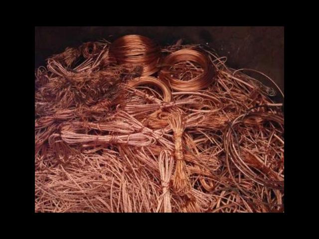 大型废铜回收口碑推荐