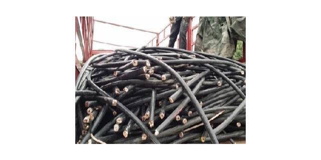 珠海廢棄電纜回收多少錢一公斤 歡迎咨詢「東莞市日升再生資源回收供應」