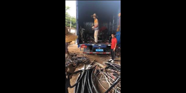 当场结算大量回收电线电缆哪家好 诚信经营「东莞市日升再生资源回收供应」