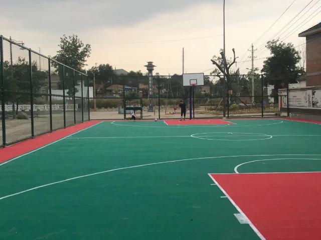 汝阳幼儿园户外场地多少钱一平米