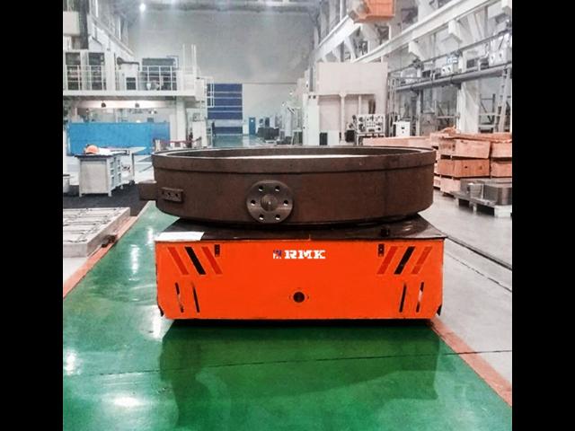 黑龙江起重钢包电动平车厂家直销「河南睿迈科智能科技供应」