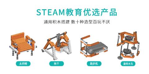 培训机构用的带编程机器人课程