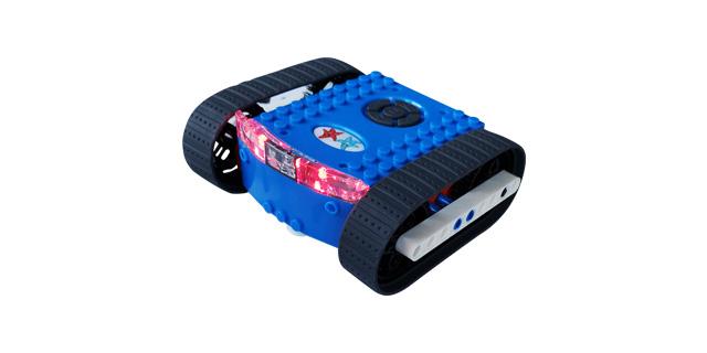 少儿机器人编程图片 深圳海星机器人供应