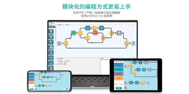武汉机器人编程品牌 深圳海星机器人供应