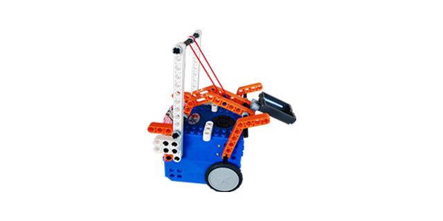 scratch机器人编程是什么 深圳海星机器人供应