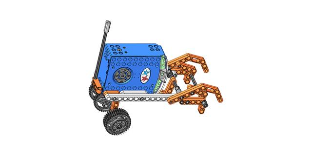 石家庄机器人编程玩具的好处 深圳海星机器人供应