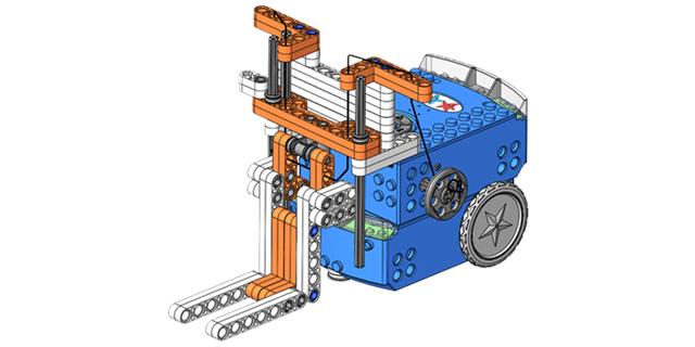福州機器人編程教育套件 深圳海星機器人供應