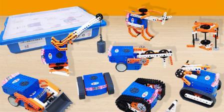 西安编程玩具图片 深圳海星机器人供应