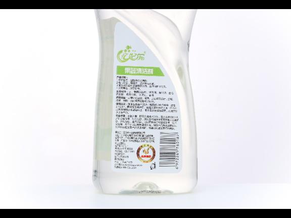 舟山质量水果清洁剂开代理店 江苏叁不足科技供应