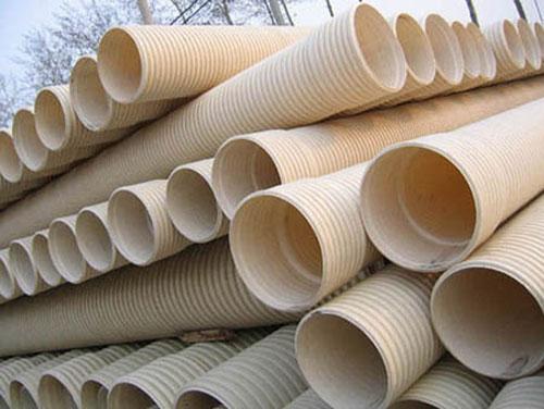 成都多联塑胶波纹管厂家直销 四川创世界建材供应