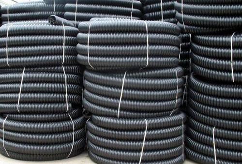成都排污管波纹管批发价格 四川创世界建材供应
