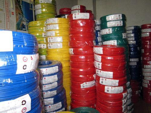 成都软芯线电线电缆生产基地 四川创世界建材供应