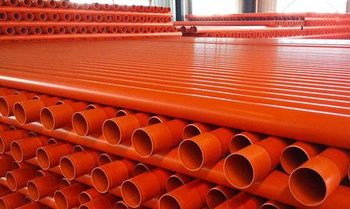 成都多联pvc电线套管定制 四川创世界建材供应