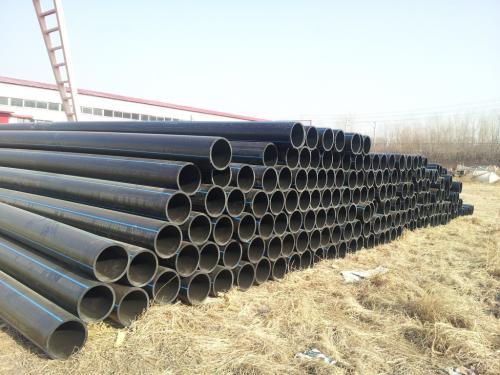 四川塑胶HDPE给水管规格 四川创世界建材供应