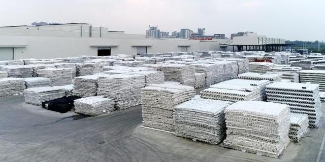 成都双壁波纹管日丰代理商 四川创世界建材供应
