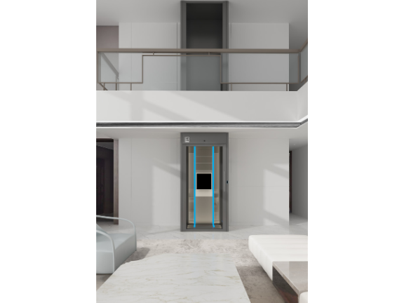 甘肃小型的别墅电梯定制,别墅电梯