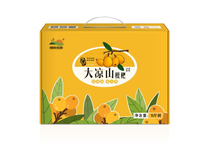 云南藕粉礼品盒批发厂家