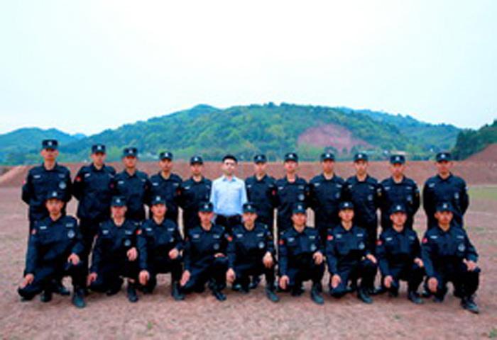 成都物业保安派遣联系方式 诚信经营 四川兴盛世保安服务供应