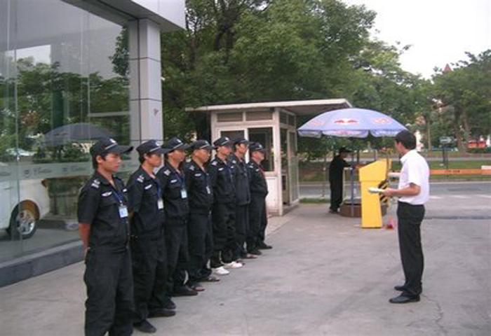 绵竹银行保安服务 服务至上「四川兴盛世保安服务供应」