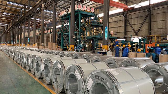 滨州彩铝雨水管 欢迎咨询 山东汇金彩钢供应