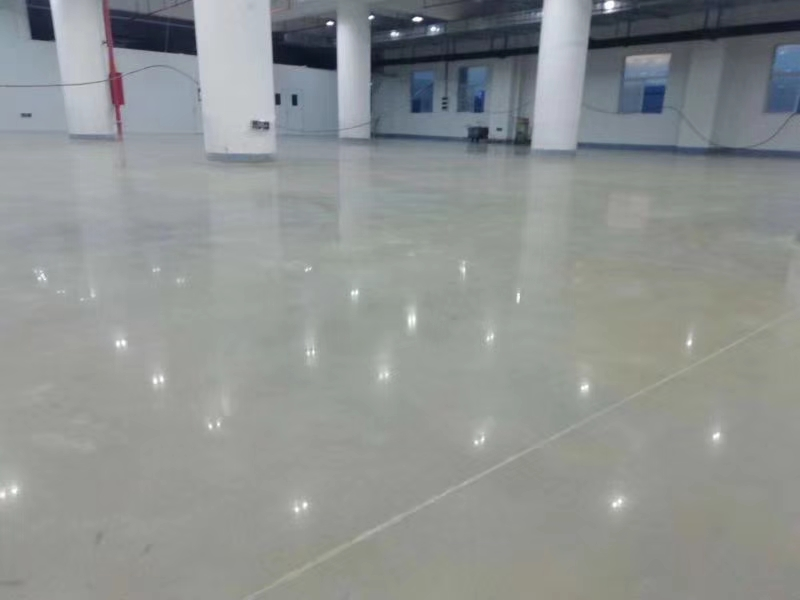 连云港停车场地坪设计施工 山东绿通建筑装饰供应